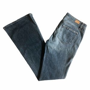 PAIGE Bell Canyon Flare Blue Jeans Sz 29
